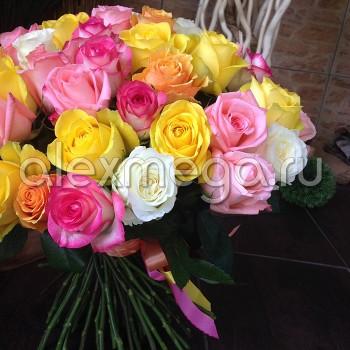 Букет из роз Элит