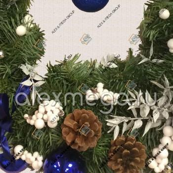 Рождественский венок - Надежда