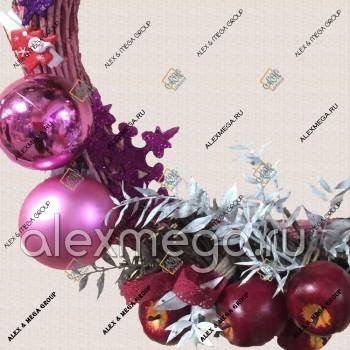 Венок Рождественский Адвента