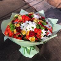 Доброго,яркого утра!!! Секрет наших букетов прост-мы всей душой любим своё дело❤️ #alexmegagroup  Букет на фото-8200₽ ——————— AlexMegaGroup AMG#alexmegagroup#alexmega#amg#цветочки#цветы#flowers#цветыназаказ#доставкабукетов#цветывкоробке#101роза#букет#свадьба#цветынасвадьбу#свадебноеоформление#букетневесты#флористика#подарок#магазинцветочки#сходненская#фабрициуса40#тушинсfкая#циолковского7#митино#пятницкоешоссе42#магазинцветочки#шляпныекоробки#ящички#ящикисцветами#цветочки