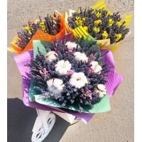 Букеты ,которые будут наполнять комнату ароматом лавандового поля на протяжении нескольких месяцев!!! В наличии и под заказ от- 1500₽ ——————— AlexMegaGroup AMG#alexmegagroup#alexmega#amg#цветочки#цветы#flowers#цветыназаказ#доставкабукетов#цветывкоробке#101роза#букет#свадьба#цветынасвадьбу#свадебноеоформление#букетневесты#флористика#подарок#магазинцветочки#сходненская#фабрициуса40#тушинсfкая#циолковского7#митино#пятницкоешоссе42#магазинцветочки#шляпныекоробки#ящички#ящикисцветами#цветочкиь