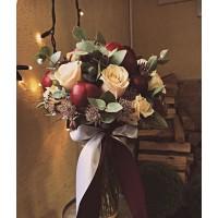 Ваш идеальный свадебный букет от @alexmegagroup ❤️ Такой букет заставит всех гостей восхищаться вами и вашим образом ещё долгое время после торжества✨ Букет на фото-6000₽ ——————— AlexMegaGroup AMG#alexmegagroup#alexmega#amg#цветочки#цветы#flowers#цветыназаказ#доставкабукетов#цветывкоробке#101роза#букет#свадьба#цветынасвадьбу#свадебноеоформление#букетневесты#флористика#подарок#магазинцветочки#сходненская#фабрициуса40#тушинсfкая#циолковского7#митино#пятницкоешоссе42#магазинцветочки#шляпныекоробки#ящички#ящикисцветами#цветочки