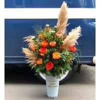 Если Вы видите Цветы, и от них захватывает дух🔥🔥🔥то это букеты от @alexmegagroup 💥 Композиция в вазе - 12500₽ ——————— AlexMegaGroup AMG#alexmegagroup#alexmega#amg#цветочки#цветы#flowers#цветыназаказ#доставкабукетов#цветывкоробке#101роза#букет#свадьба#цветынасвадьбу#свадебноеоформление#букетневесты#флористика#подарок#магазинцветочки#сходненская#фабрициуса40#тушинсfкая#циолковского7#митино#пятницкоешоссе42#магазинцветочки#шляпныекоробки#ящички#ящикисцветами#цветочки