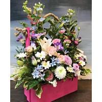 В любую погоду можно подарить любимым частичку лета!!! Мечтайте, верьте, действуйте!!! ————————————— AlexMegaGroup AMG#alexmegagroup#alexmega#amg#цветочки#цветы#flowers#цветыназаказ#доставкабукетов#цветывкоробке#101роза#букет#свадьба#цветынасвадьбу#свадебноеоформление#букетневесты#флористика#подарок#магазинцветочки#сходненская#фабрициуса40#тушинская#циолковского7#митино#пятницкоешоссе42#магазинцветочки#шляпныекоробки#ящички##цветочки#флорист#флористика#букет#ящикисцветами